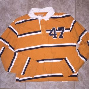 Boys 14/16 old navy rugby long sleeve